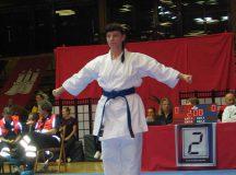 Bild 1 von der Karate DM der Masterklassen 2008