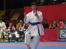 Bild 2 von der Karate DM der Masterklassen 2008