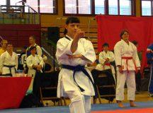 Bild 3 von der Karate DM der Masterklassen 2008
