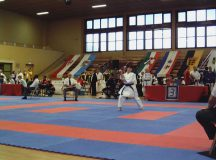 Bild 8 von der Karate DM der Masterklassen 2008